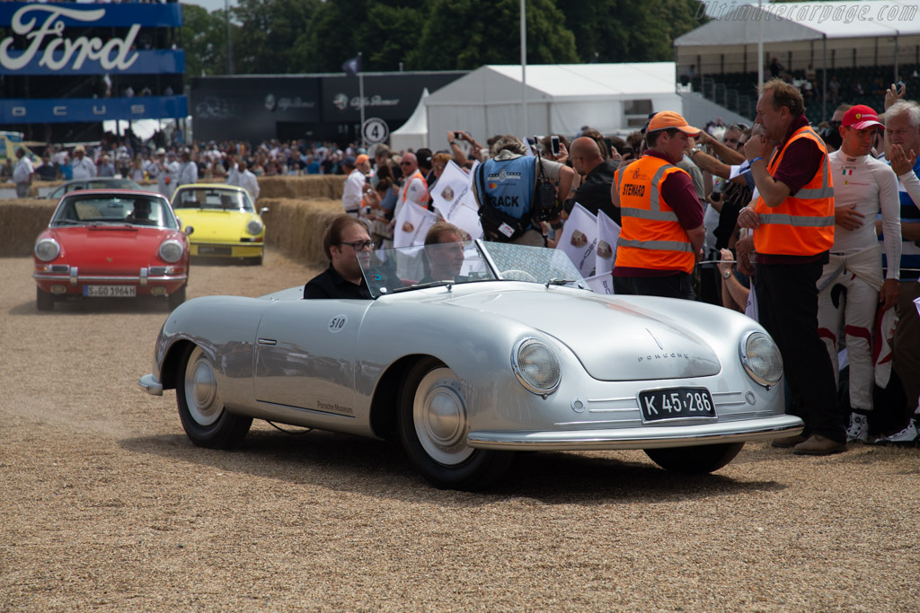 Porsche 356/1 - Chassis: 356-001   - 2018 Goodwood Festival of Speed