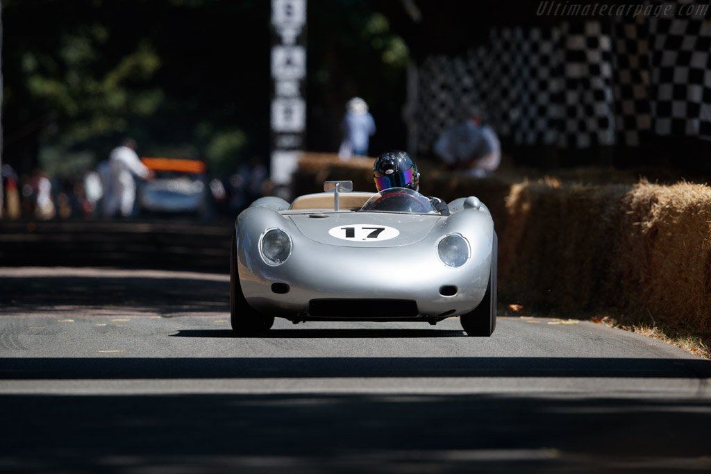 Porsche 718 RSK - Chassis: 718-017 - Entrant / Driver Egon Zweimüller  - 2018 Goodwood Festival of Speed
