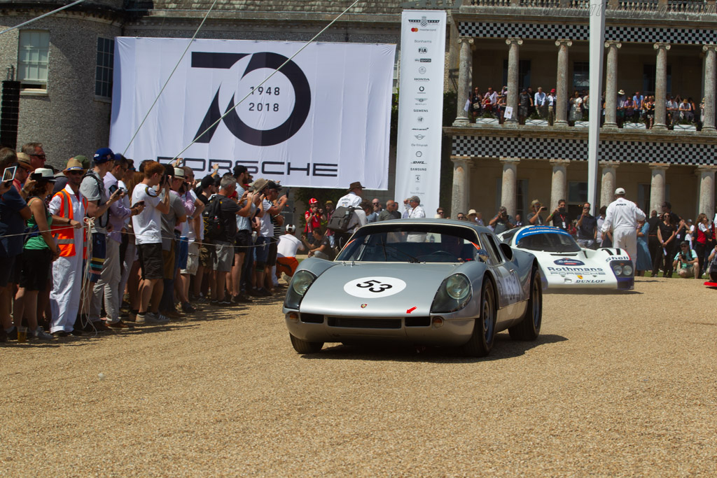 Porsche 904/8 - Chassis: 904-082 - Entrant / Driver Uwe Niermann - 2018 Goodwood Festival of Speed