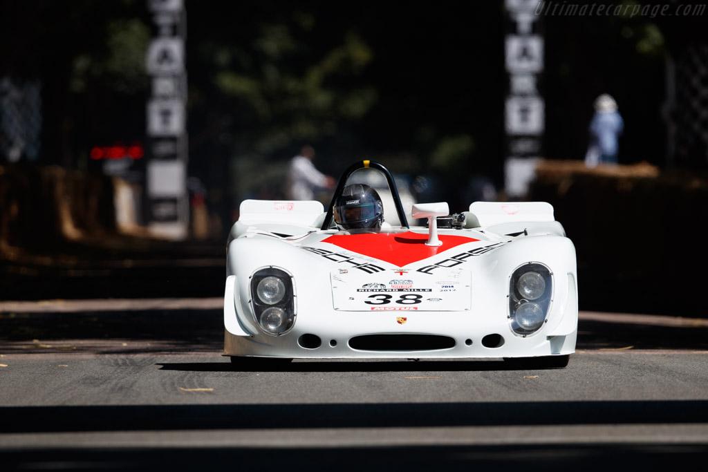 Porsche 908/2 Flunder - Chassis: 908/02-018 - Entrant / Driver Robert Fink  - 2018 Goodwood Festival of Speed