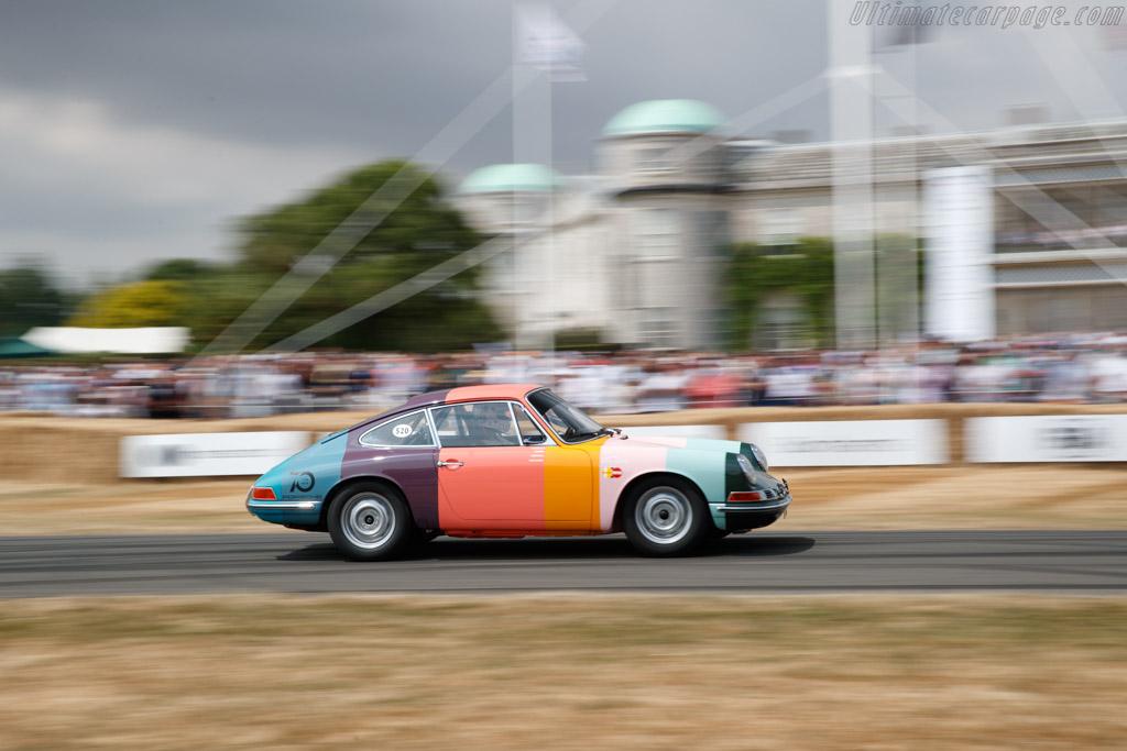 Porsche 911 - Chassis: 303476 - Entrant / Driver James Turner  - 2018 Goodwood Festival of Speed