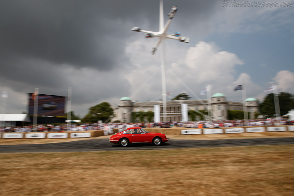 Porsche 911    - 2018 Goodwood Festival of Speed