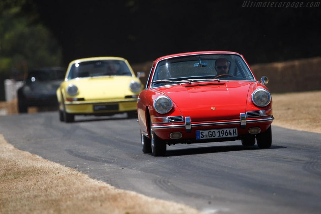Porsche 911    - 2018 Goodwood Festival of Speed