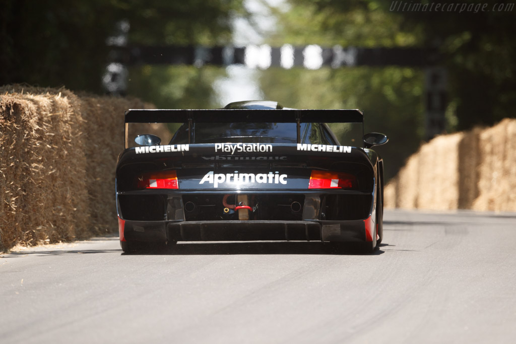 Porsche 911 GT1 Evo - Chassis: 993-GT1-109 - Entrant / Driver Mark Sumpter  - 2018 Goodwood Festival of Speed