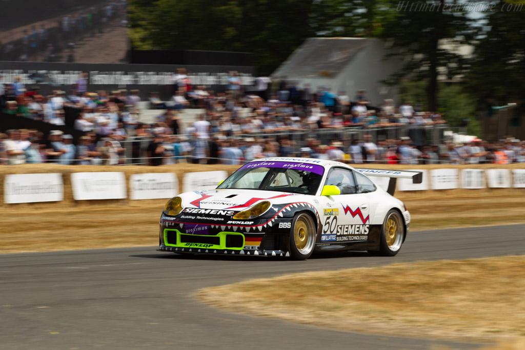 Porsche 911 GT3 RS - Chassis: WP0ZZZ99Z3S692073 - Entrant: Jean Charles Rédelé - Driver: Florent Moulin  - 2018 Goodwood Festival of Speed