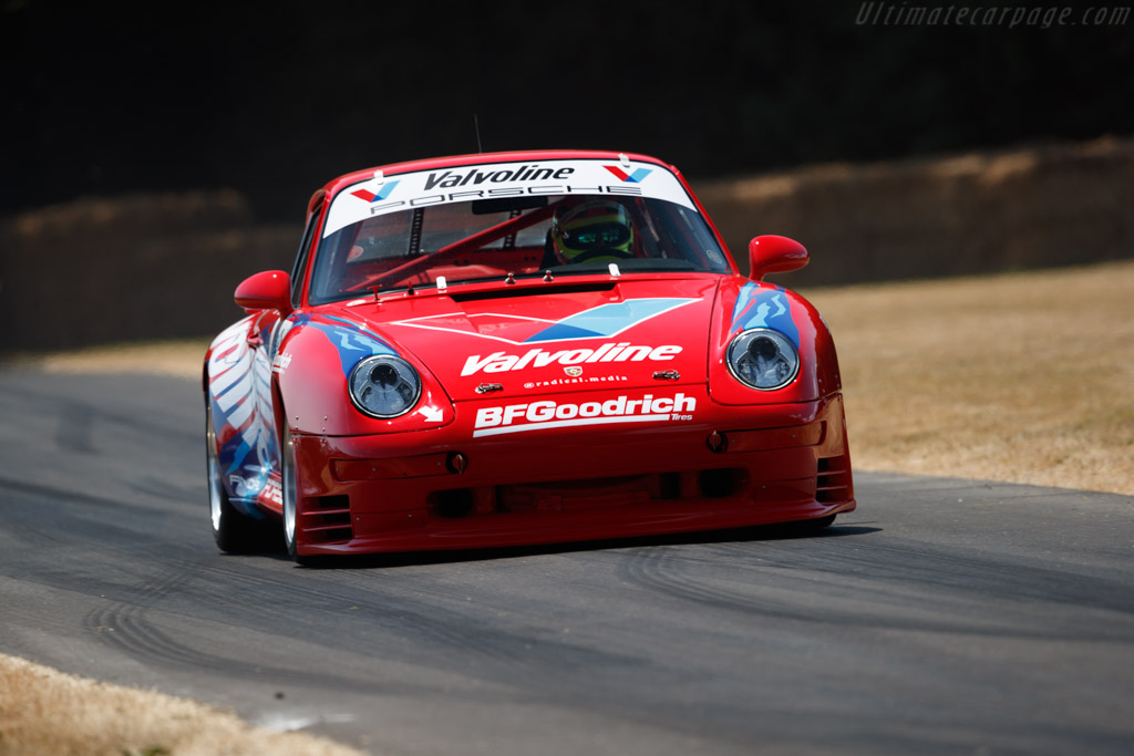 Porsche 911 Turbo - Chassis: WP0AC2995TS375075 - Entrant / Driver Heiko Ostmann  - 2018 Goodwood Festival of Speed