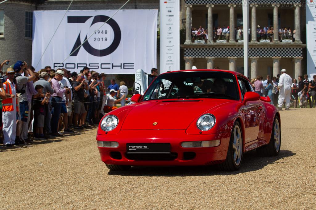 Porsche 911 Turbo    - 2018 Goodwood Festival of Speed