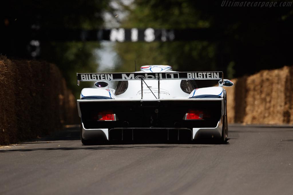 Porsche 911GT1-98 - Chassis: GT1/98-003 - Entrant: Porsche Museum - Driver: Brendon Hartley  - 2018 Goodwood Festival of Speed