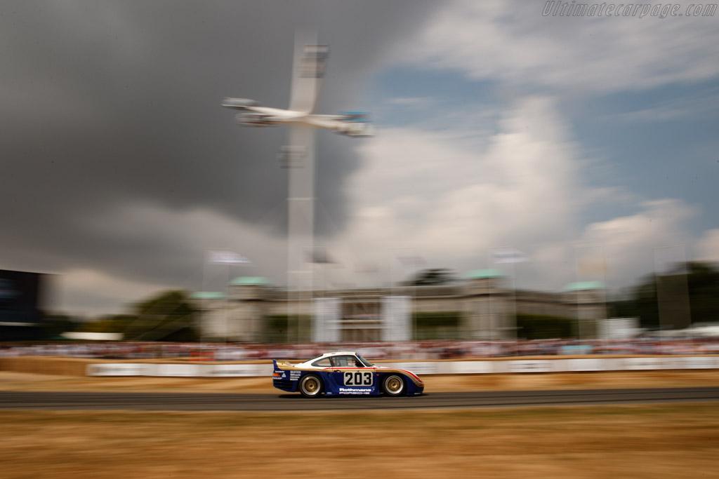 Porsche 961 - Chassis: 10016 - Entrant: Porsche Museum - Driver: Günther Steckkönig  - 2018 Goodwood Festival of Speed