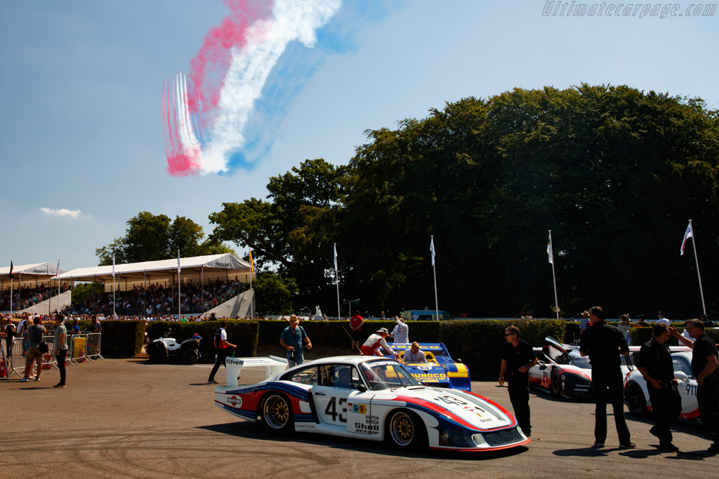 Red White and Blue - Chassis: 935-006   - 2018 Goodwood Festival of Speed