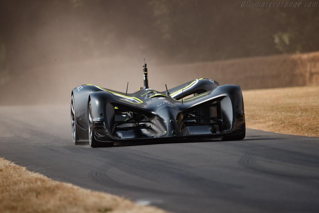 Robocar  - Entrant: Roborace - Driver: Robocar  - 2018 Goodwood Festival of Speed