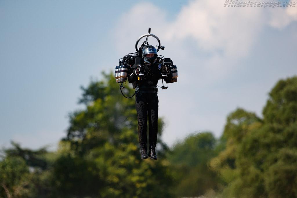 Rocket Man    - 2018 Goodwood Festival of Speed