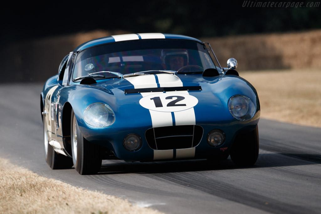 Shelby Cobra Daytona - Chassis: CSX2300 - Entrant: Olivier Ellerbrock - Driver: Tom Kristensen  - 2018 Goodwood Festival of Speed