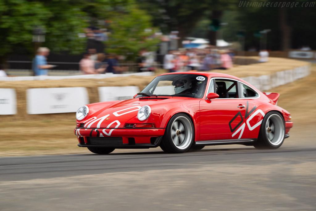 Singer 911 Reimagined    - 2018 Goodwood Festival of Speed
