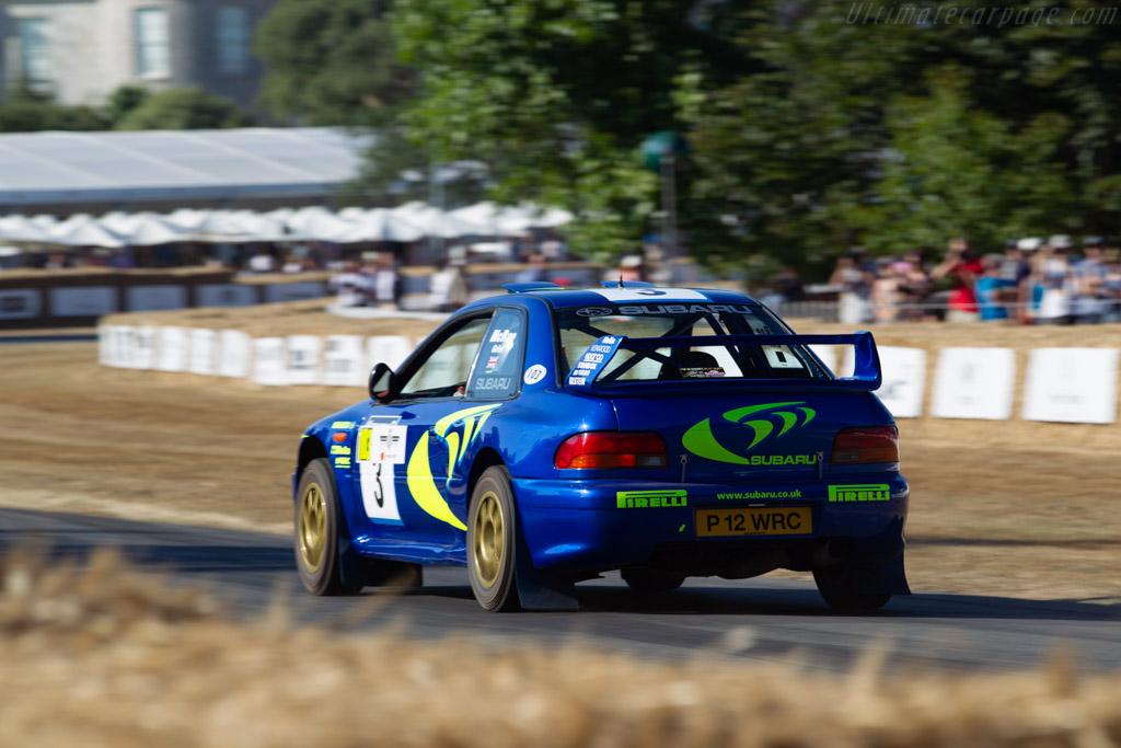 Subaru Impreza WRC    - 2018 Goodwood Festival of Speed