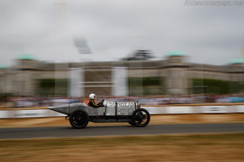 Sunbeam Indianapolis  - Driver: Julian Mazjub  - 2018 Goodwood Festival of Speed