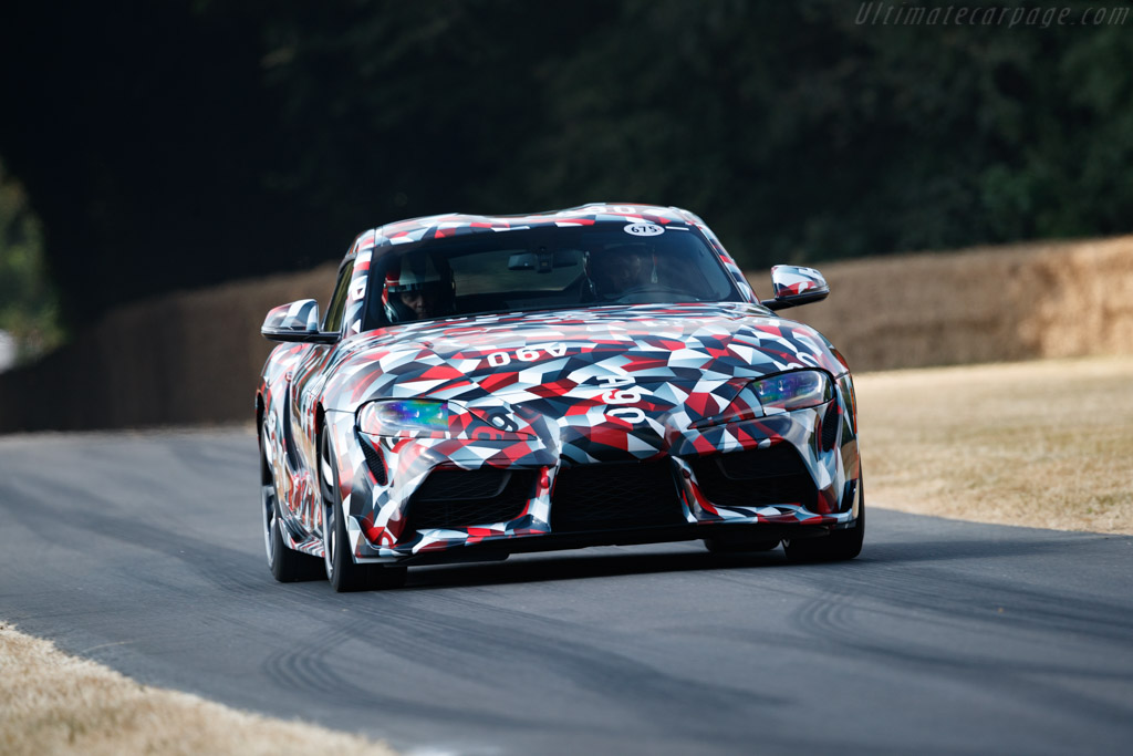 Toyota A90    - 2018 Goodwood Festival of Speed