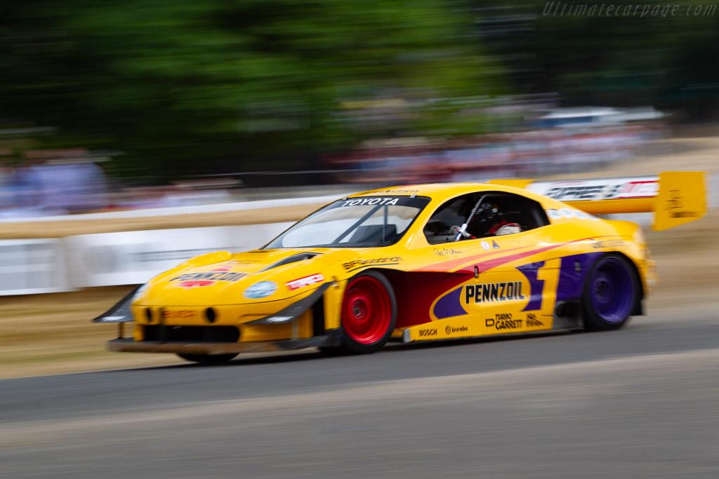 Toyota Celica Pikes Peak  - Entrant / Driver Rod Millen  - 2018 Goodwood Festival of Speed