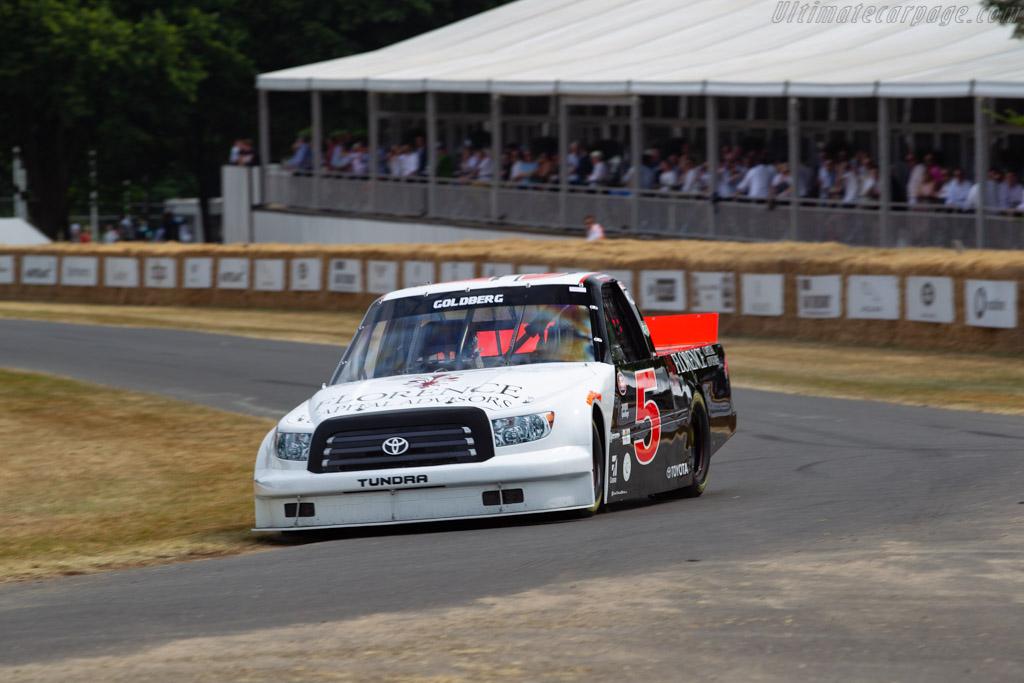 Toyota Tundra  - Entrant: Andrew Franzone - Driver: Bill Goldberg  - 2018 Goodwood Festival of Speed