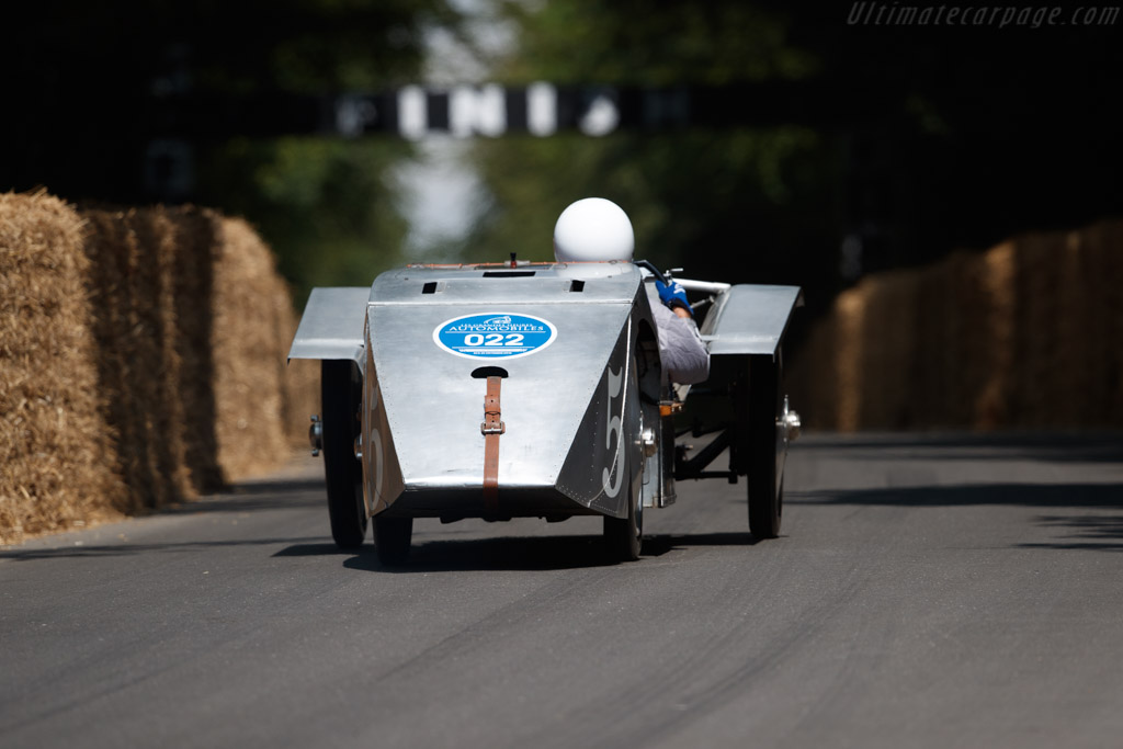 Voisin C6 Laboratoire  - Entrant: Peter Mullin - Driver: Philipp Moch  - 2018 Goodwood Festival of Speed