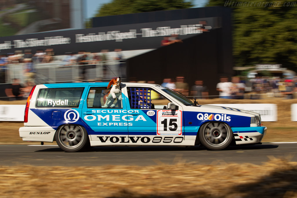 Volvo 850 Estate - Chassis: R4-001 - Entrant / Driver Gregor Petersson  - 2018 Goodwood Festival of Speed