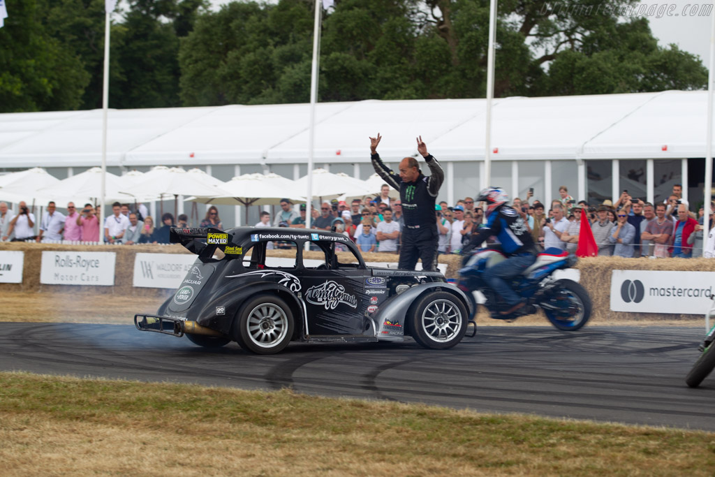 Welcome to Goodwood    - 2018 Goodwood Festival of Speed