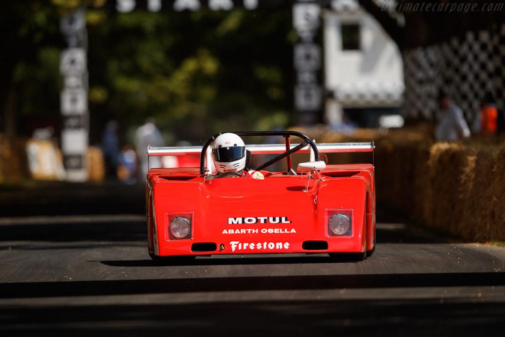 Abarth Osella SE021  - Entrant: Möll Collection - Driver: Jürgen Boden - 2019 Goodwood Festival of Speed