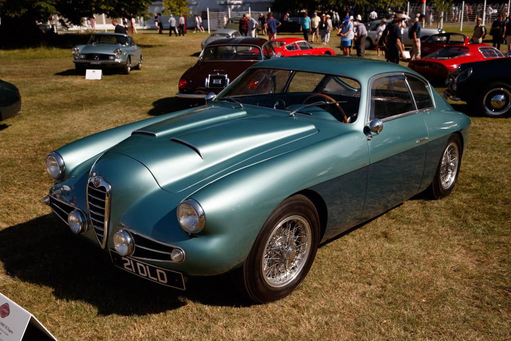 Alfa Romeo 1900C SS Zagato  - Entrant: Roddy Mann - 2019 Goodwood Festival of Speed