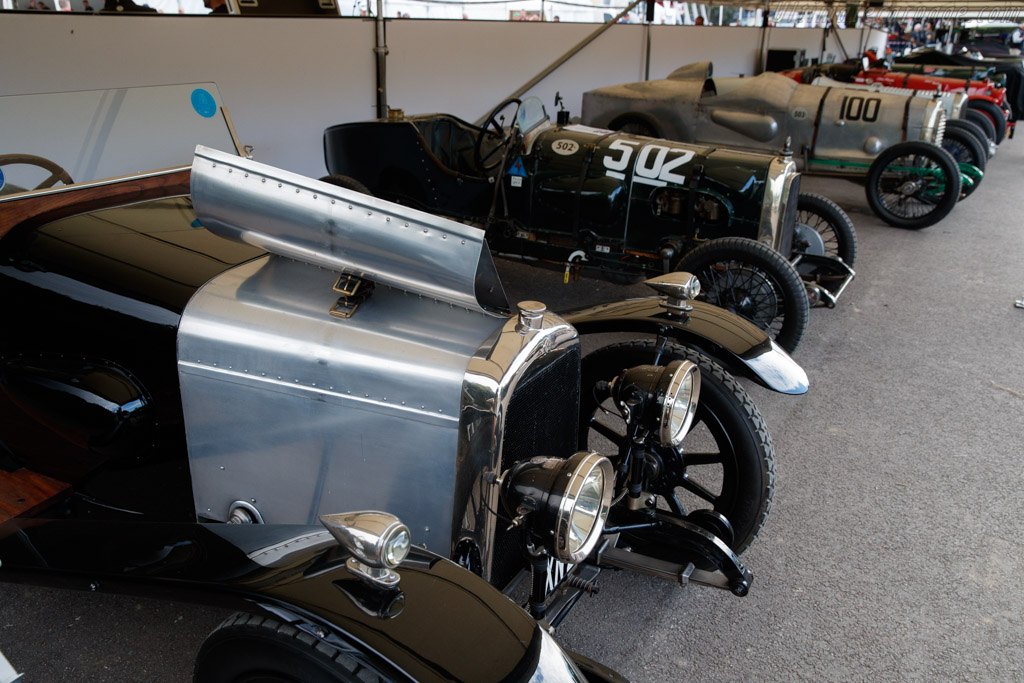 Aston Martin 11HP Prototype - Chassis: A3 - Entrant: Aston Martin Heritage Trust - 2019 Goodwood Festival of Speed