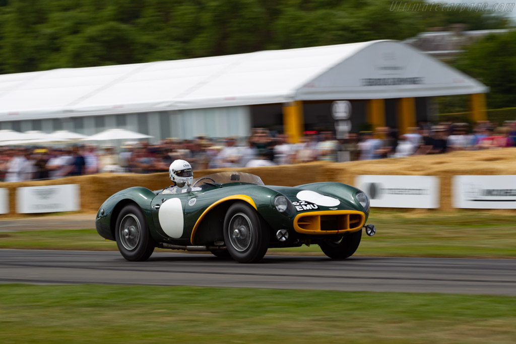 Aston Martin DB3S - Chassis: DB3S/6 - Entrant: Calilo Sielecki - Driver: Edward Williams - 2019 Goodwood Festival of Speed