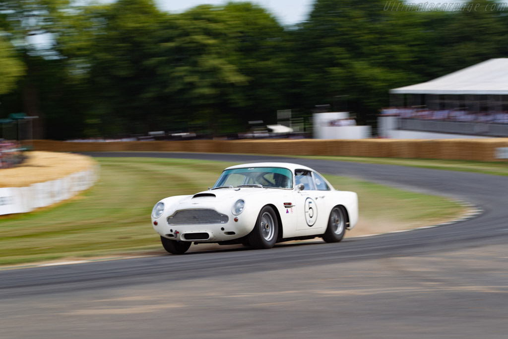 Aston Martin DB4 GT - Chassis: DB4GT/0133/L - Entrant / Driver Tom Alexander - 2019 Goodwood Festival of Speed
