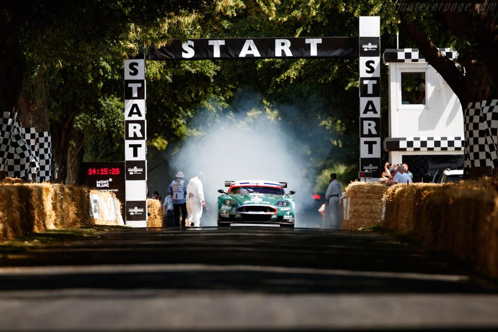Aston Martin DBR9 - Chassis: DBR9/1 - Entrant / Driver Gregor Fisken  - 2019 Goodwood Festival of Speed