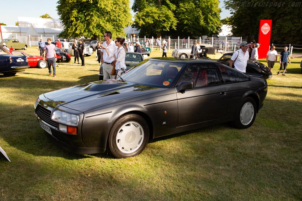 Aston Martin V8 Vantage Zagato - Chassis: 20056 - Entrant: Mark Shipman - 2019 Goodwood Festival of Speed