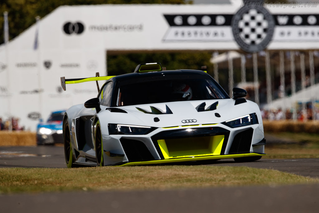 Audi R8 LMS GT2  - Entrant: Audi - 2019 Goodwood Festival of Speed