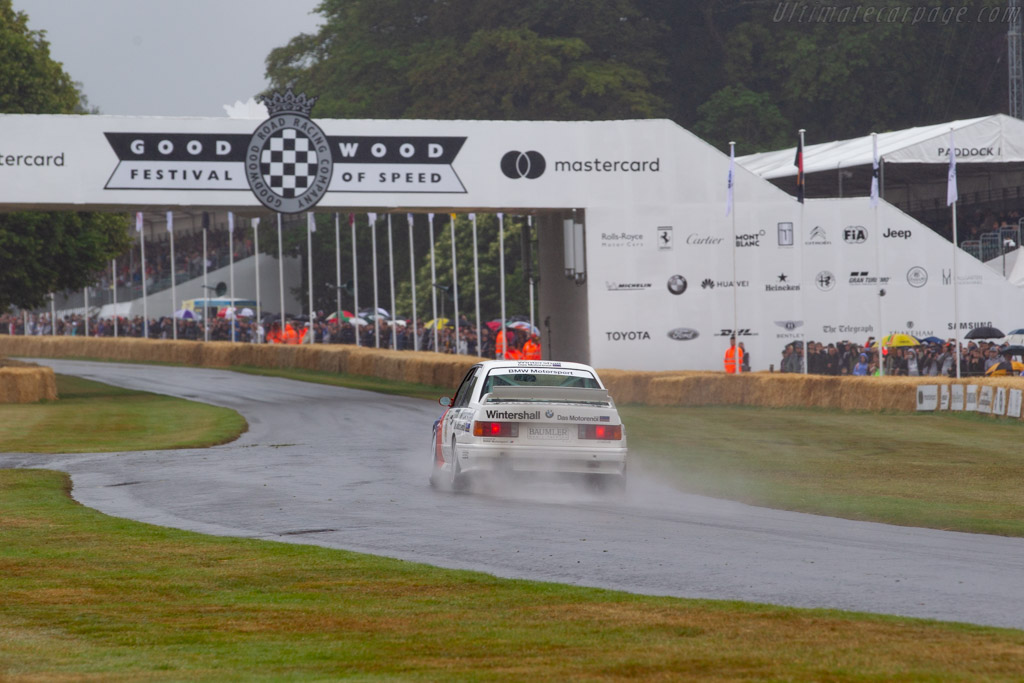 BMW M3 Group A  - Entrant: BMW Group Classic - Driver: Leopold von Bayern - 2019 Goodwood Festival of Speed