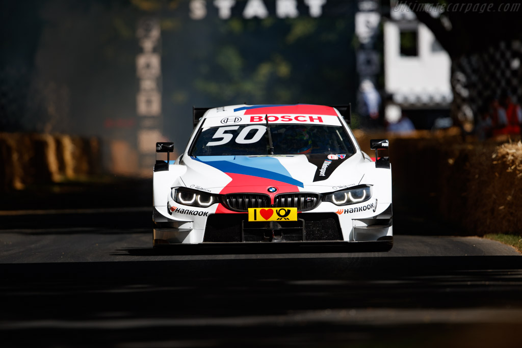 BMW M4 DTM  - Entrant: BMW Group Classic - 2019 Goodwood Festival of Speed