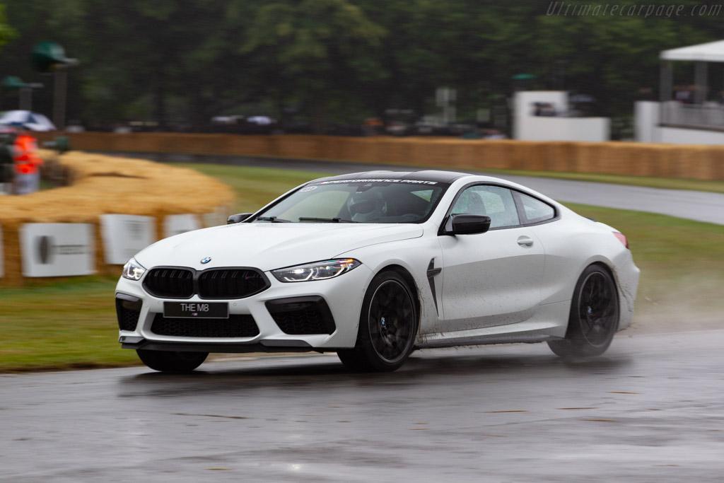 BMW M8 Performance  - Entrant: BMW UK Ltd - 2019 Goodwood Festival of Speed