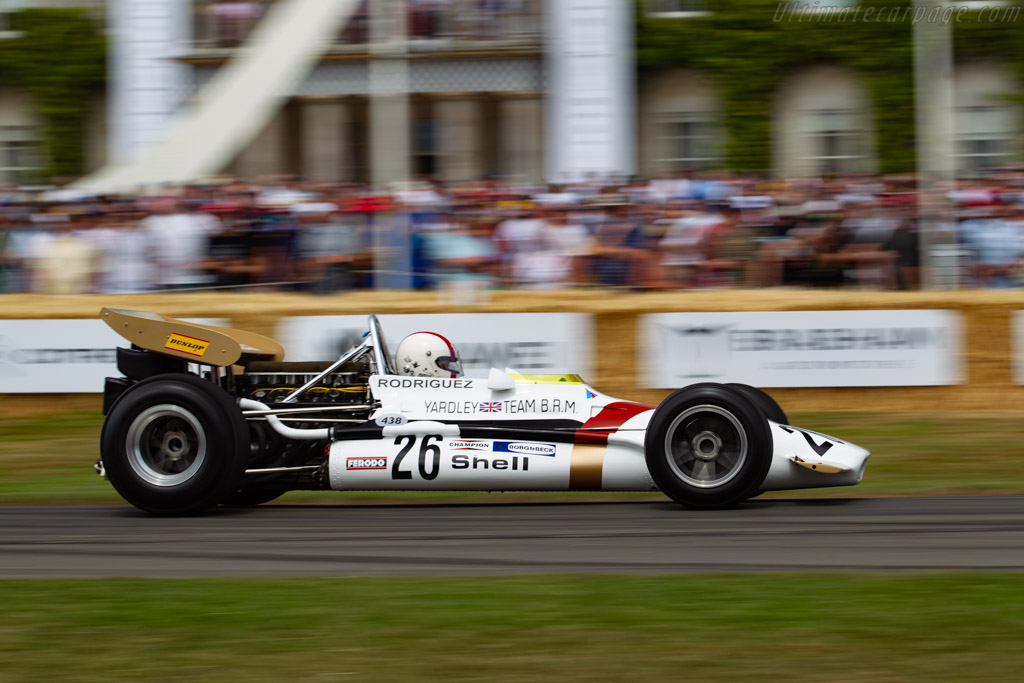 BRM P153 - Chassis: P153/05 - Entrant / Driver Jaime Bergel - 2019 Goodwood Festival of Speed