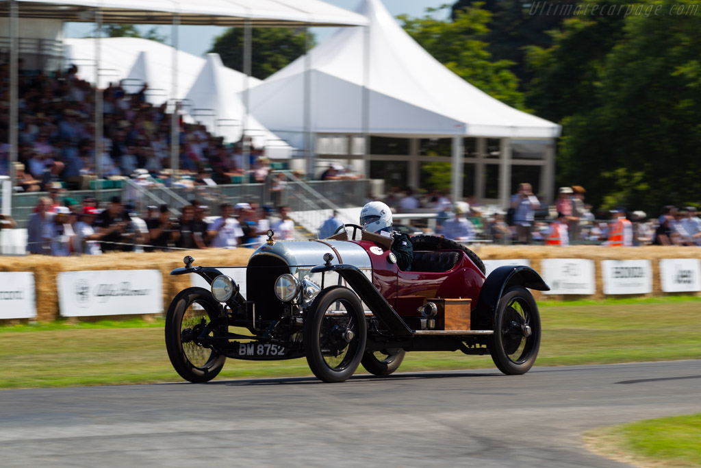 Bentley 3 Litre - Chassis: EXP2 - Entrant: Bentley Motors Ltd - Driver: Keith Downey - 2019 Goodwood Festival of Speed