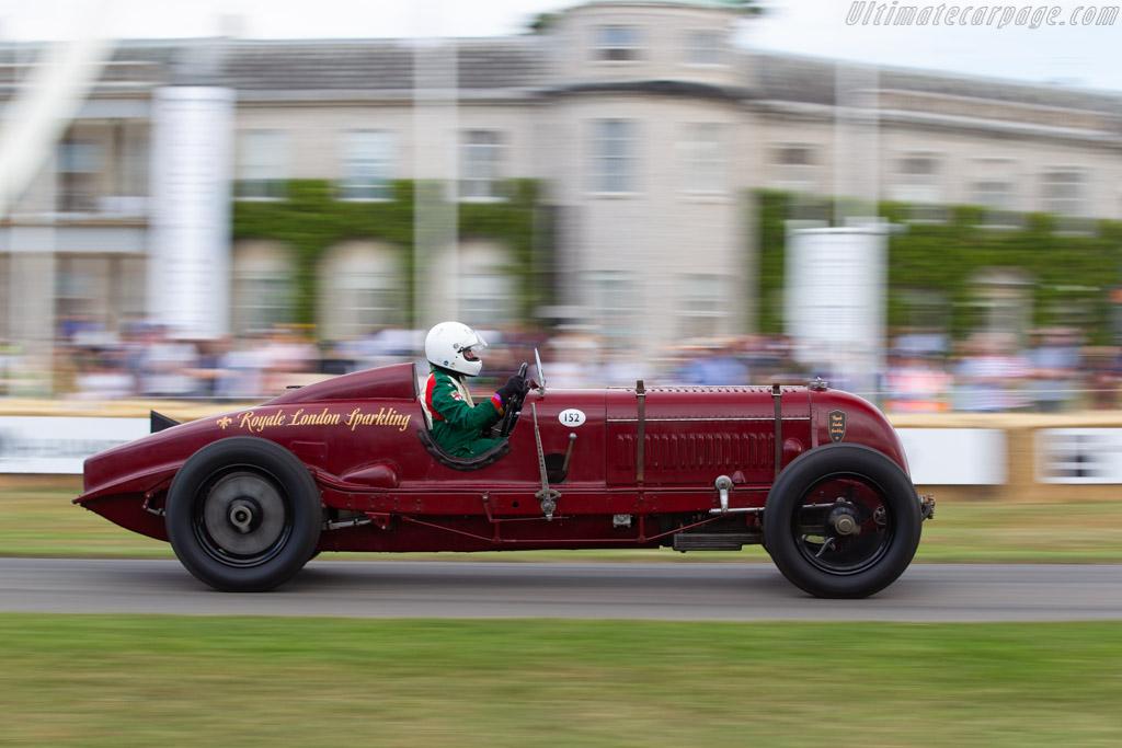Bentley 4½-Litre Blower Single Seater - Chassis: HB3402 - Entrant / Driver Jürgen Ernst - 2019 Goodwood Festival of Speed