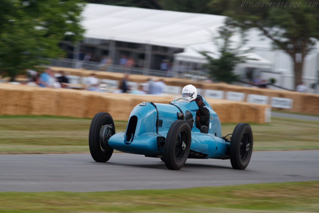 Bentley Barnato Hassan Special - Chassis: BH1 - Entrant / Driver David Ayre - 2019 Goodwood Festival of Speed