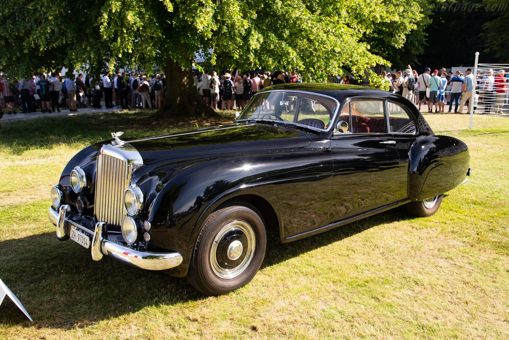 Bentley R-Type Continental Fastback  - Entrant: Lukas Hüni - 2019 Goodwood Festival of Speed