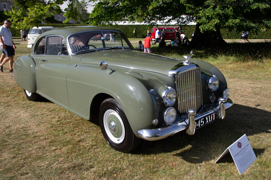 Bentley R-Type Continental Fastback  - Entrant: Peter Neumark - 2019 Goodwood Festival of Speed