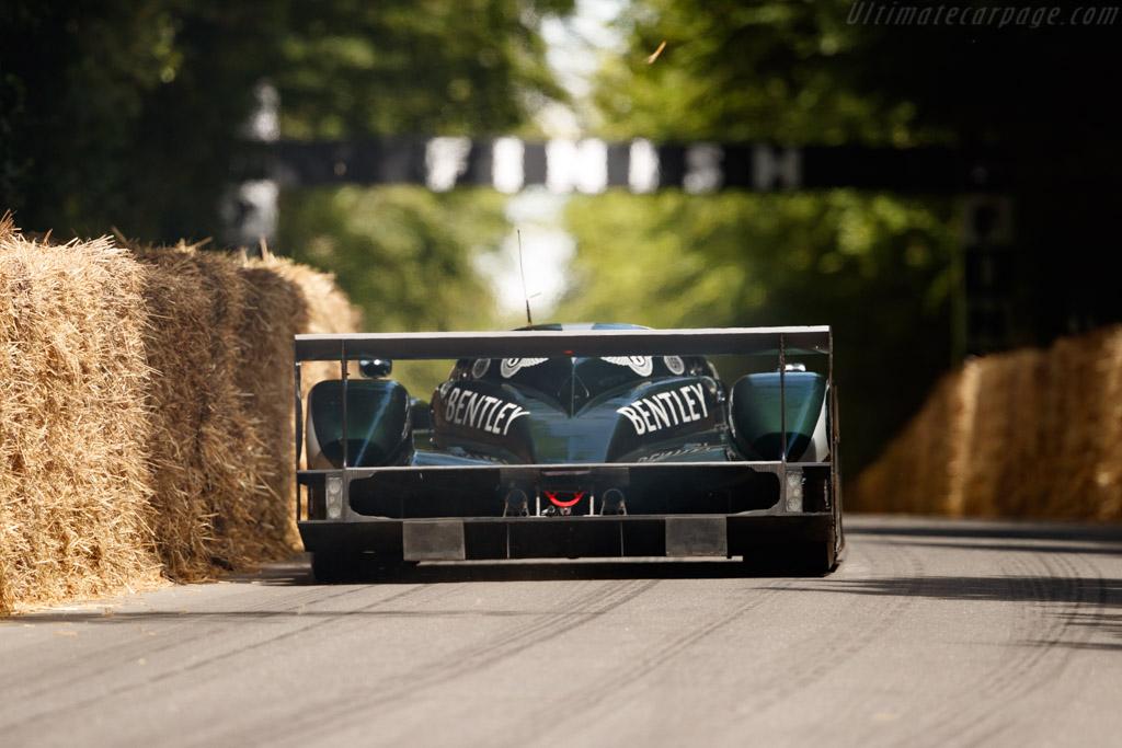 Bentley Speed 8 - Chassis: 004/5 - Entrant: Bentley Motors Ltd - Driver: Guy Smith - 2019 Goodwood Festival of Speed