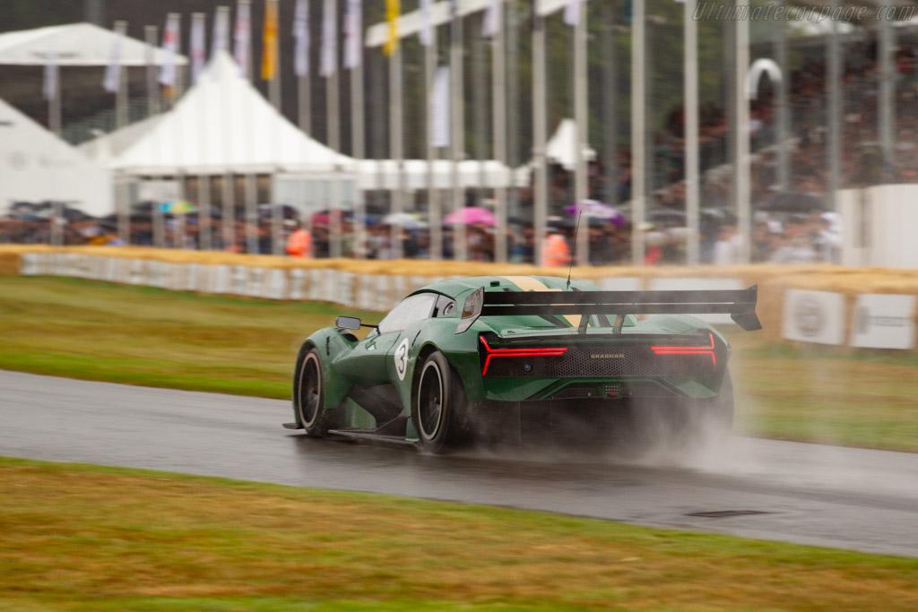Brabham BT62  - Entrant: Brabham Automotive Ltd - 2019 Goodwood Festival of Speed