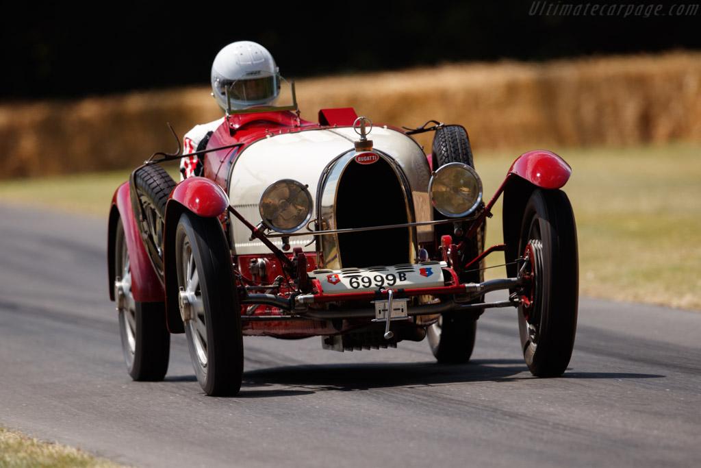 Bugatti Type 35 Grand Prix - Chassis: 4830 - Entrant / Driver Philippe Cornet - 2019 Goodwood Festival of Speed