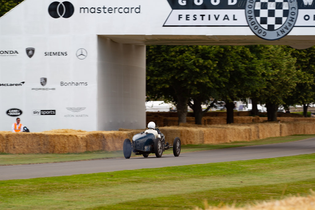 Bugatti Type 35C - Chassis: 4928 - Entrant / Driver Walter Rothlauf - 2019 Goodwood Festival of Speed