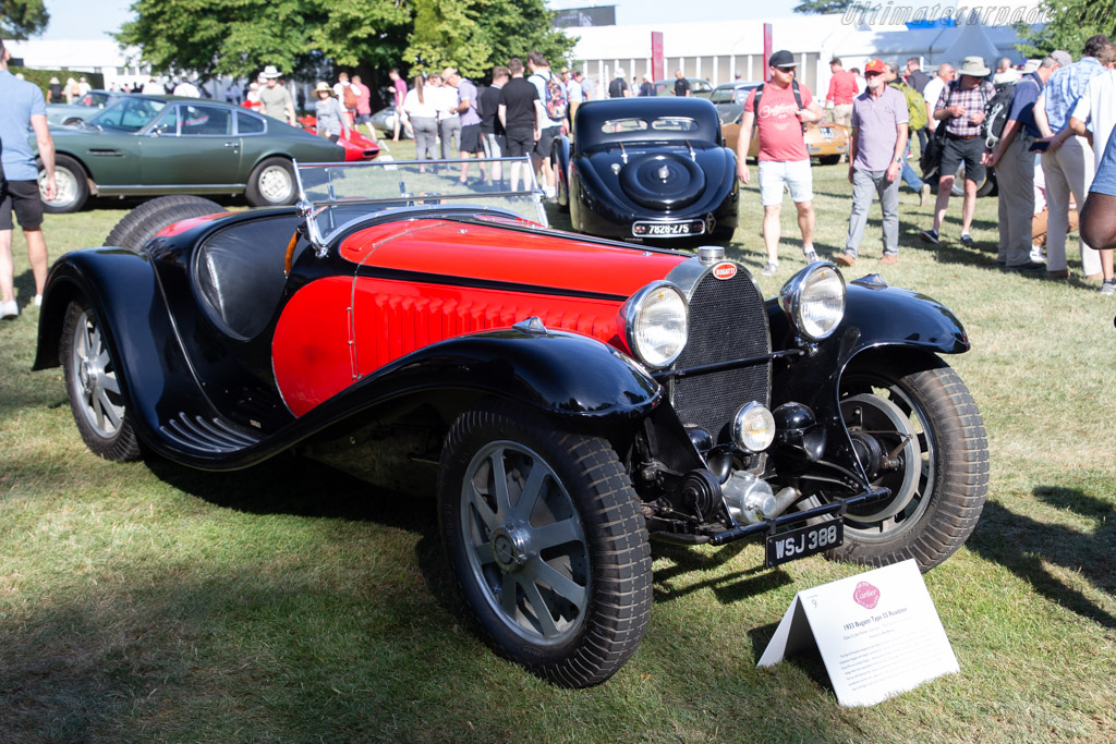 Bugatti Type 55 Roadster - Chassis: 55234 - Entrant: Bob Bishop - 2019 Goodwood Festival of Speed