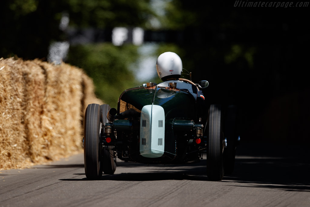 Bugatti Type 59 - Chassis: 59121 - Entrant: Private Collection - Driver: Greg Manocherian - 2019 Goodwood Festival of Speed