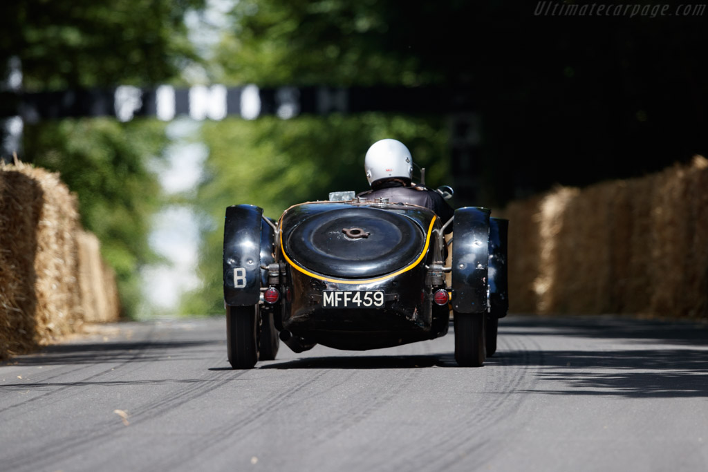 Bugatti Type 59 - Chassis: 57248 - Entrant / Driver Tim Dutton - 2019 Goodwood Festival of Speed